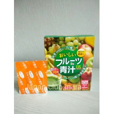 Аодзиру 98 овощей и фруктов (24стика)